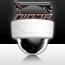 4MP IP Mini Dome Camera 3.6mm Lens  IP67 IK10 30ft. Night Vision (WEC-B3V241E-IR/28) (Ninja) (White)