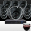 Ninja 4 Megapixel IP Eyeball Dome Camera 16 CH Kit