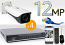 8 CH NVR with 4 4K 12MP Bullet Cameras 4K Kit for Business Professional Grade FREE 1TB Hard Drive