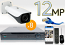 16 CH NVR with 8 4K 12MP Bullet Cameras 4K Kit for Business Professional Grade FREE 1TB Hard Drive