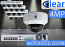 32 CH NVR with (16) IPX6 4 Megapixel, 3.3-12mm Motorized Lens, 30m IR, H.265, CVBS (BNC) Optional, Network IP Dome Camera