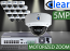 32 CH NVR with (16) IPX12 5 Megapixel, 3.6-10mm Motorized Lens, 30m IR, H.265, CVBS (BNC) Optional, Network IP Dome Camera