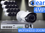 32 CH NVR with (16) IPX4 4 Megapixel, 3.3-12mm Motorized Lens, 30m IR, H.265, CVBS (BNC) Optional, Network IP Bullet Camera (Audio Optional)