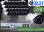 32 CH NVR with (32) IPX11 5 Megapixel, 3.6-10mm Motorized Lens, 30m IR, H.265, CVBS (BNC) Optional, Network IP Bullet Camera, & 16 Channel POE Switch