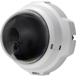 Axis 0337-001 M3204 Fixed Dome Network Camera, Tamper Resistant Casing