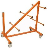 CD3000 Cable Dolly Wire Cart