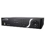 D8CS500 Speco 8 Channel Embedded DVR, 500GB HDD