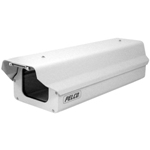 Pelco EH4718-2 18-inch Outdoor Die-Cast and Extruded Aluminum Enclosure, 24 VAC Heater & Blower