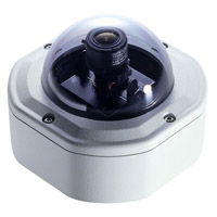 EHD350 Everfocus Vandalproof 520 TVL Color Dome Camera (Heater)