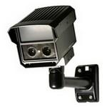 """NEI-308V05-21B BOSCH IP IR Imager, 1/3"""" extended day/night, 550/570TVL, 850nm IR, 5-50mm, black, NTSC"""
