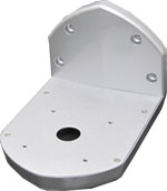 WEC Large Wall Mount for Indoor/Outdoor Dome Cameras