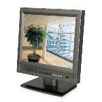 LCM-190 High Resolution, Security Surveillance, 19-inch TFT Color LCD Monitor
