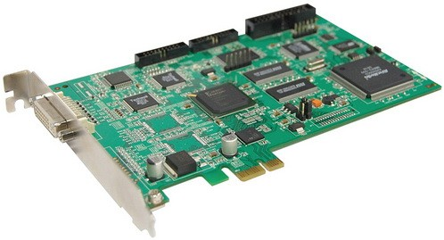 NV6240EX8 8 Channel DVR Capture Card