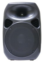 """PAP160A 12"""" 380W Self-Contained Portable P.A. System With Built-In USB MP3 Player and iPod® Dock"""
