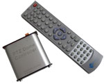 PTZ Dome Controller With IR Remote