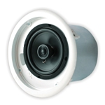 "SP-6NXCTUL 6.5"" UL Contractor Series 70V Metal Back Can Speakers (Pair)"