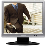 "ULM-173 17"" High Resolution, Security Surveillance TFT Color LCD Monitor"