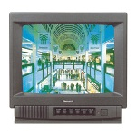 "VCM-14H 14"" Color Video Monitor With Audio"