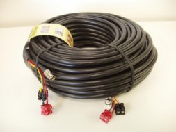 3-in-1 PTZ Cable - Pan Tilt Zoom CABLE 120FT. ONE CABLE INCLUDES VIDEO, CONTROLS, AND POWER.
