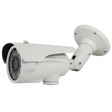 HD TVI IR Bullet Camera 1.3MP 2.8-12mm Lens 10 Super IR LEDs 300 ft. in White