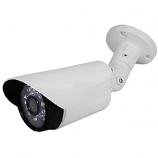 TVI IR Bullet Camera 2MP 1080P 60ft. Night Vision 3.6mm Fixed Lens