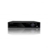 8ch, Real-time, HD/VGA/BNC/Multi Spot Out, 2 HDD, 1 Audio, Compact