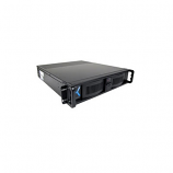Exacq 1608-48-3000-R2 16 Channel Hybrid NVR with 3TB Hard Drive
