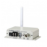 5.8 GHz Video + Audio Receiver with Alarm