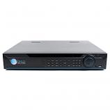 4Ch 1.5U All IN One HD-CVI, IP NVR, Analog DVR System - 4HDD