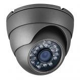 TVI IR Dome Camera 2mp 1080p 3.6mm fixed lens Grey color