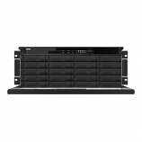 ExacqVision IP08-80T-R4Z NVR 72TB Rackmount IP Server 4U 8 IP camera license included (128 max)