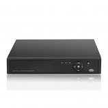 TVI, 4ch, 1080p Real-time, HD/VGA, 1 HDD, 2 Audio, Compact