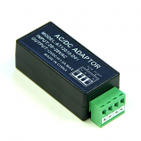 WEC AC/DC 2412-800 Converter Converts 24V AC to 12V DC Fully Regulated 800mA now up to 1.5amps or 1500ma