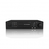 8ch, Real-time, HD/VGA/BNC/Multi Spot Out, 4 HDDs+1, 8 Audio, Loop-out, Rack Mountable