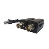 BE8216-MINI Ethernet over Coaxial Cable Passive Adapter (Pair)