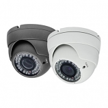 WEC-AHD-IRD2M42VF-2812 HD-AHD 1080P Outdoor Weatherproof Day/Night Dome Camera, 2.8 - 12mm Lens