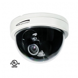 CVC6146HW Speco 960H High Resolution  Color Indoor Dome Camera, 2.8-12mm Lens, White Housing