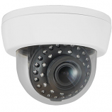 TVI Indoor Dome Camera IR 2mp 1080p in White