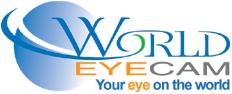 Worldeyecam Logo