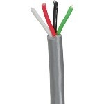 Coleman Cable 18/4 Str CMR - 500 Feet