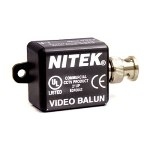VB39M Nitek Male BNC Connector w/Surge Suppression for up to 750 feet (228 meters)