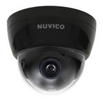 Nuvico CD-H2N-B Indoor Dome Camera, Black Finish