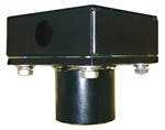 CA15 Videolarm Ceiling mount adapter, with Junction Box, 1�� NPT