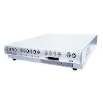 Dedicated Micros D4A 4CD-160GB 4CH 160GB DVMR w/PPP, w/Networking, Audio 60 PPS, CD