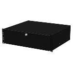 1922-3-100-03 Kendall Howard 3U Rack Mountable Drawer