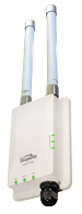 BR300E 802.11a/n MIMO Outdoor AP/Router/Bridge System (External Antenna Connector) *Omni Antennas and Lightening Arrestor SOLD SEPARATELY