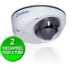 GV-MDR220 2MP H.264 Mini Fixed Rugged Dome IP Camera