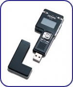 Dempa 512Mb Stereo Digital Voice Recorder