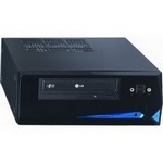 ZNR-Mini500-ZB Mini 4-Channel IP NVR Server w/Intel i3 Processor, 2GB RAM & DVD-RW