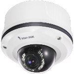 FD7141 Vivotek Outdoor Vandal-proof WDR Fixed Dome Network Camera